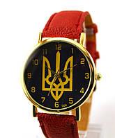 Часы с гербом Украины унисекс 3111