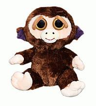 Интерактивная игрушка Feisty Pets Добрые Злые зверюшки Плюшевя Обезьяна Фанк 20 см