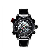 Наручные часы AMST AM3013 Мужские наручные водонепроницаемые часы, Черные (SUN0221)