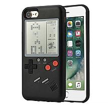 Чехол панель TETRIS CASE LAUDTEC WANLE для смартфонов iPhone 6+/6S+ (PLUS) с игрой Тетрис Черный , фото 2