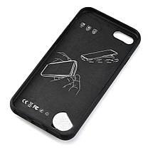 Чехол панель TETRIS CASE LAUDTEC WANLE для смартфонов iPhone 6+/6S+ (PLUS) с игрой Тетрис Черный , фото 3