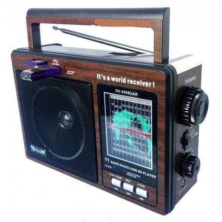 Радиоприемник Golon RX 99, фото 2