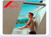 Roto – мансардные окна и люки