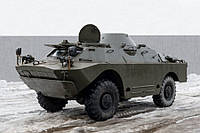 БРДМ 2,  Бронированная Разведывательно-Дозорная Машина, с хранения.