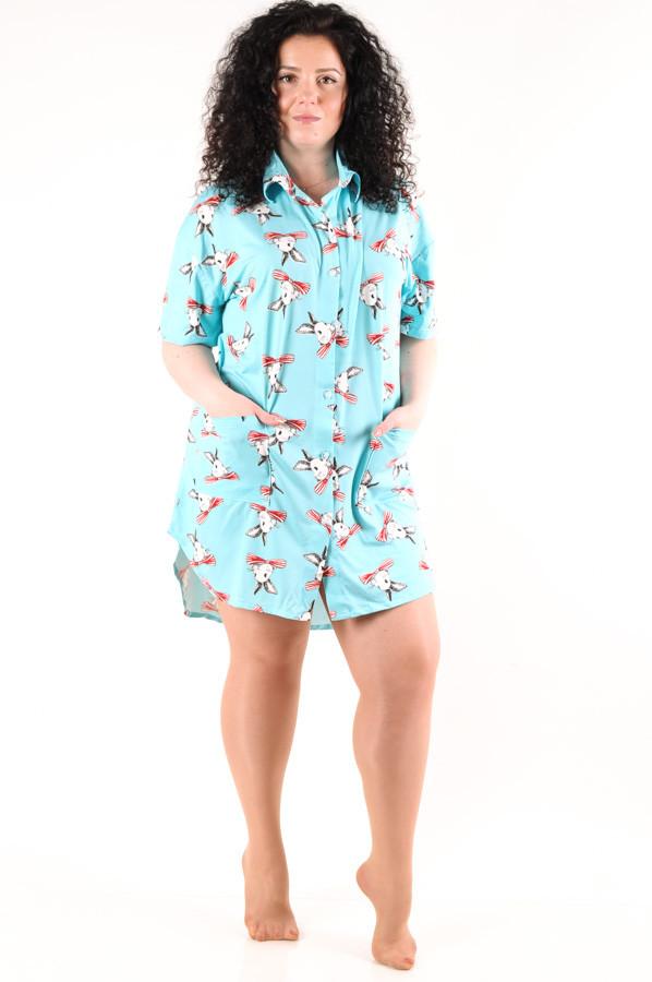 Женская рубашка 1770-3