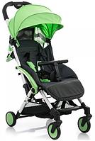 Детская прогулочная коляска BabyHit Amber Plus - Green Black (Бебихит Амбер)