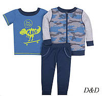 Комплект одежды для мальчика 12 месяцев Little Star Organic