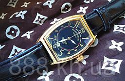Часы Frank Muller черные с золотом 125
