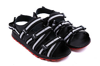 Мужские кожаные летние туфли перфорация ASL     , фото 2