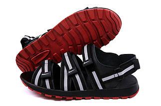 Мужские кожаные летние туфли перфорация ASL     , фото 3
