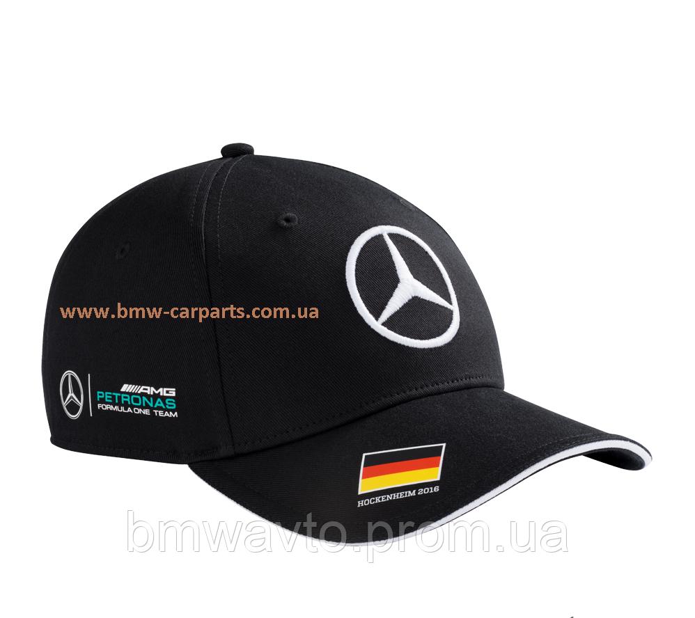 Бейсболка Mercedes-Benz Men's cap, Rosberg, Germany