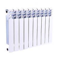 Алюминиевый радиатор Alltermo Lux 500/100