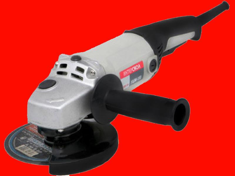 Болгарка на 150 мм Интерскол УШМ-150/1300