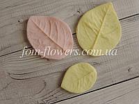 Набор Молдов лист кустовой розы 3 шт., фото 1