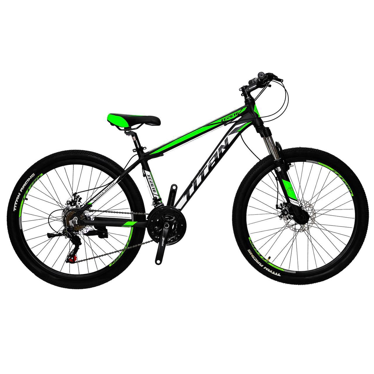 """Горный велосипед Titan XC2618 26"""" 2018"""