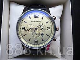 Наручные часы Montblanc silver 349