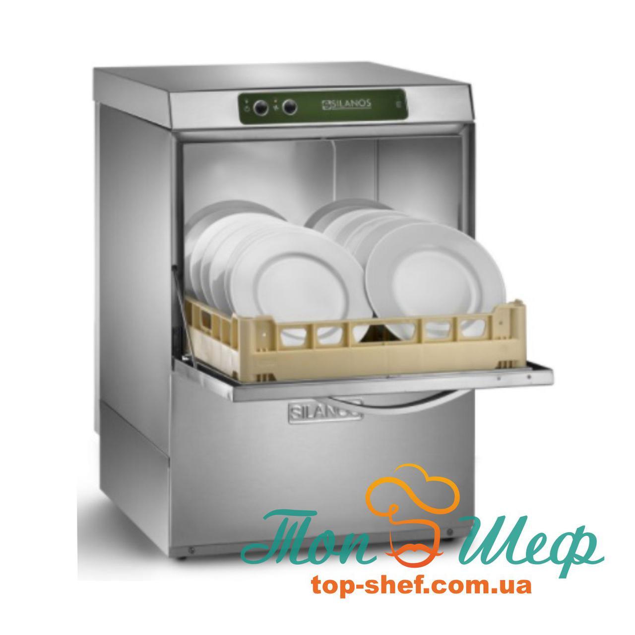 Посудомоечная машина Silanos NЕ 700 PD/РВ с помпой