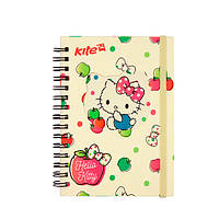 "Блокнот А6 80л # ""Kite"" HK17-229 ""Hello Kitty"" на рез. спир."