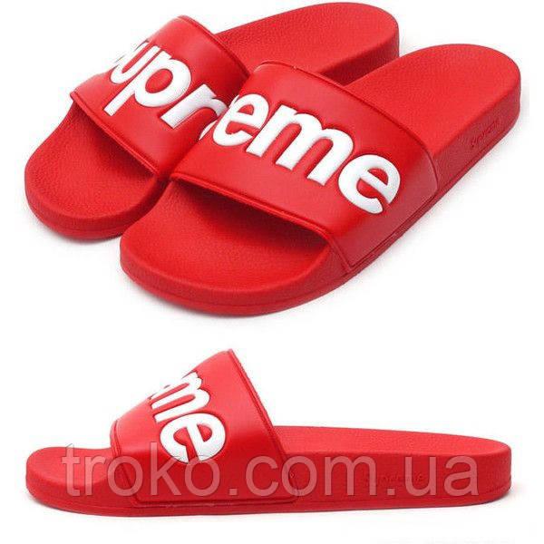 Supreme Slide Red