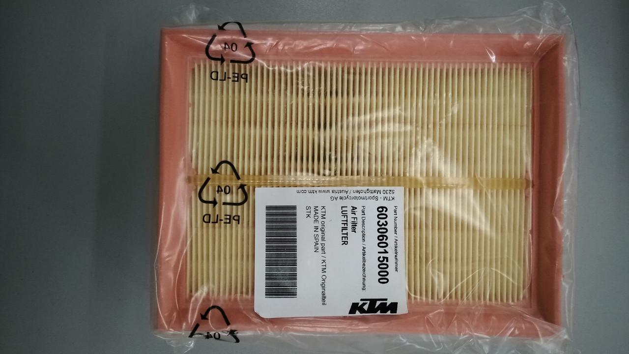 Фильтр воздушный KTM original 60306015000