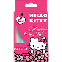 "Мел цветной Kite HK17-075 ""Hello Kitty"", 12 шт. (Y)"