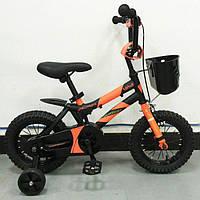 """Велосипед """"HAMMER-12"""" S500 оранжевая"""