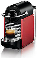 Кофемашина Nespresso DeLonghi Pixie Carmin Red (EN125.R)+доставка бесплатно