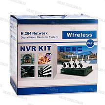 Wi FI беспроводной комплект видеонаблюдения, фото 3