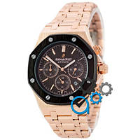 Часы Audemars Piguet Royal Oak AA Gold-Black-Black-Bronze