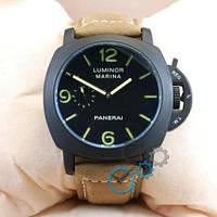 Часы Panerai Officine Black/Black-green