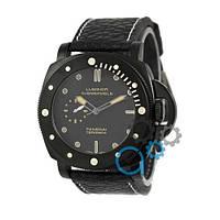Часы anerai Panerai Officine Black-Black-Yelloy