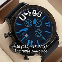 Часы U-boat Italo Fontana U-1008 Black\Black\Blue