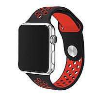 Ремешок ArmorStandart Sports для Apple Watch 42 мм Red (41025)