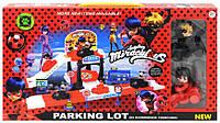 Детский гараж с героями Леди Баг 553-131