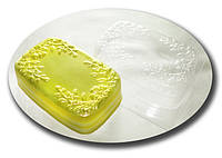 Форма пластиковая для мыла Весна