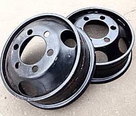 Диск колесный (20х6) ГАЗ-53 с кольцом, 3301-3101015, фото 1