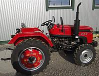 Трактор Wuzheng WZ244 (24 л.с., дизель, 4х4, ГУР, 6.00-16/9.50-24)