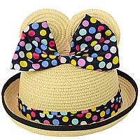 Шляпа детская 12017-34 бежевый