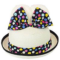 Шляпа детская 12017-34 белый