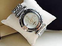Наручные часы серебрянные Pandora 1301178, стильные часы на подарок, фото 1