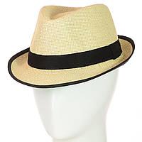Шляпа Челентанка 12017-2 черный