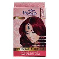 Краска для волос Triuga  Бургунд на основе хны 25 г