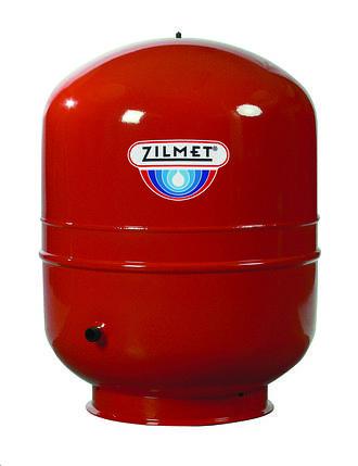Расширительный бак Zilmet Cal-Pro 80 литров (Италия), фото 2