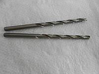Сверло по металлу HAISSER D 8.0х109х165