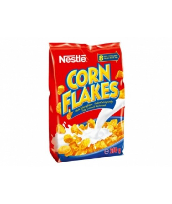 Хлопья кукурузные Corn Flakes 250гр