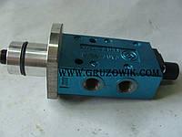 Клапан пневматический переключения повышающей/пониженной передачи КПП Howo