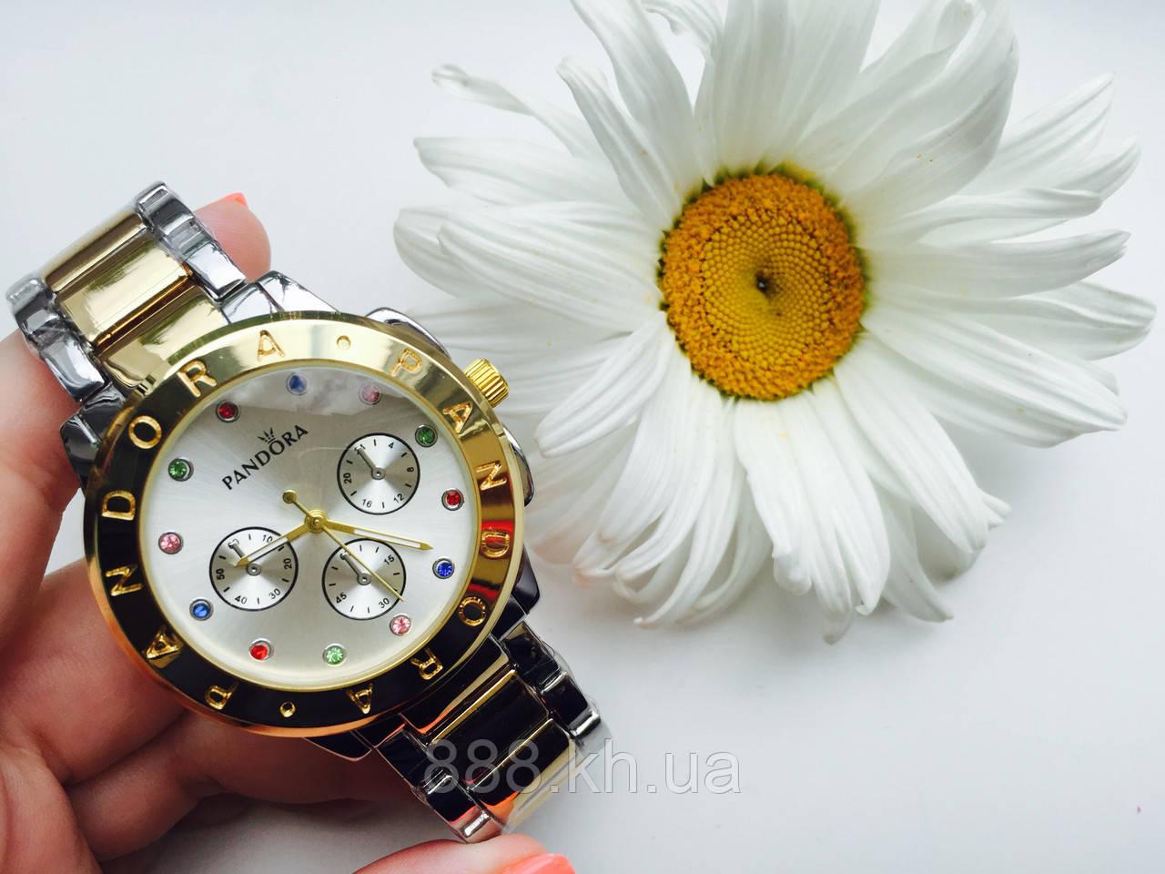 Жіночі наручні годинники жіночі Pandora 8072, стильні годинники на подарунок
