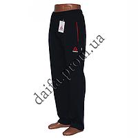 Мужские трикотажные брюки REEBOK синие R01-2 (44-52 р-р) пр-во Украина. Оптом в Одессе.