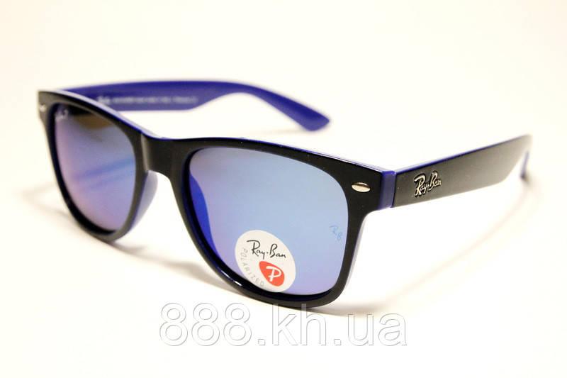 Солнцезащитные очки с поляризацией Ray Ban P2140 C1 - Bigl.ua e3656984eca