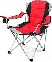 Кресло-шезлонг раскладное  Ranger  со спинкой и подлокотниками